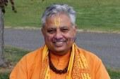 Hindu God on 'Leggings'