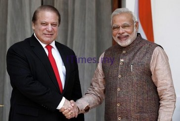 Modi Keeps His Distance From Sharif
