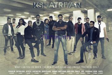 Audiography For Mediacorp Vasantham's Kshatriyan
