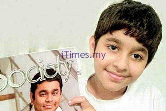 AR Rahman's son