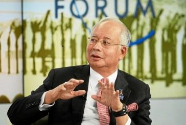 Success ! Join NajibRazak.com