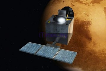 India's First Mars Satellite