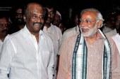 BJP In Bid To Get Rajinikanth On Board