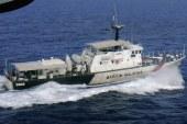 Malaysian Navy Vessel