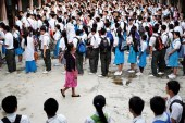 Universal Right For Education Can't Is Denied