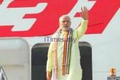 Modi Reached Myanmar