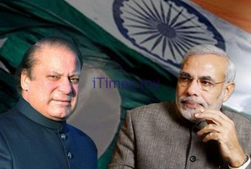 Modi and Sharif Met