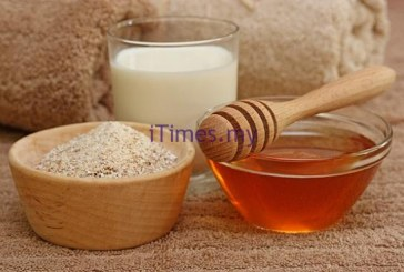 Oats Can Be Used As Scrub
