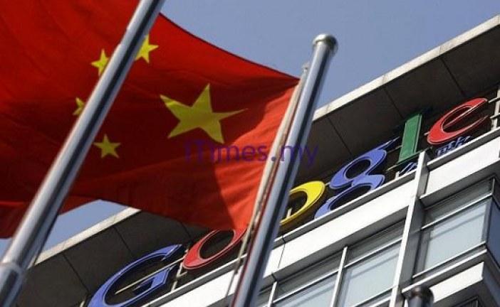 Gmail Blocked in China