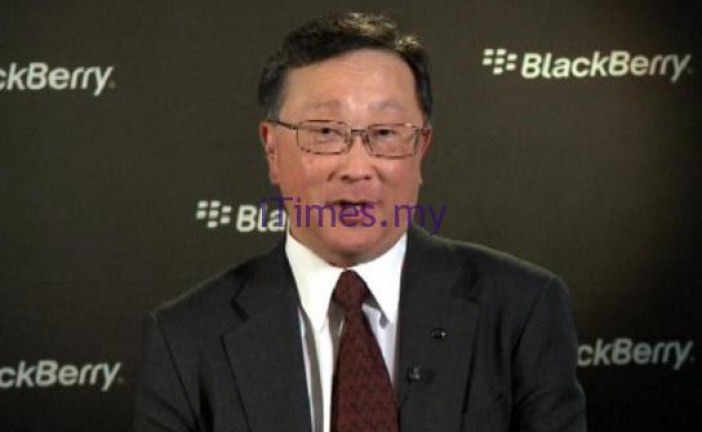 Samsung Talks To Buy Blackberry?