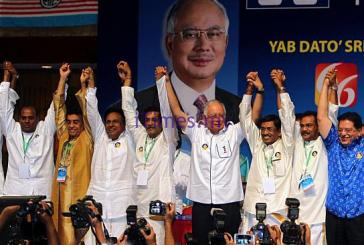 6th Prime Minister Najib's Leadership