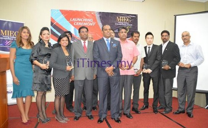 Young Indian Entreprenuer Award 2015