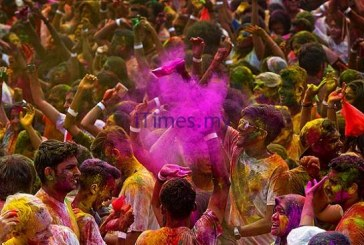 Thousands Congregated To Celebrate Colors Of Malaysia