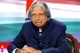 Former President APJ Abdul Kalam Dies at 83