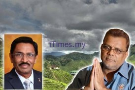 MIC VS MYPPP FOR CAMERON HIGHLANDS SEAT